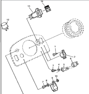 2940 wiring diagram  John Deere Forum  Yesterday's Tractors