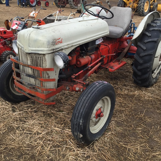 9n Ford Tractor Tires
