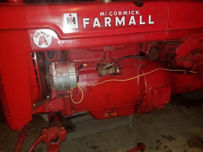 Wiring Diagram Farmall International Harvester Ihc Forum