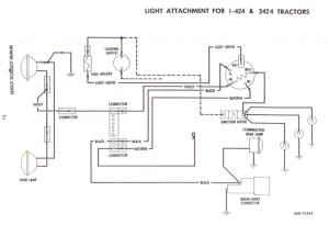 Need Wiring DiagramHelp on 424Gas  Farmall