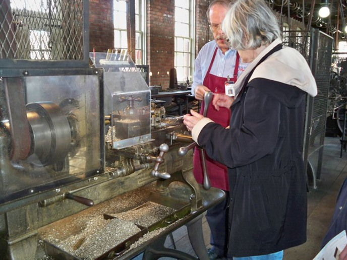 Old Machine Shop Pictures