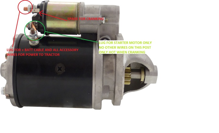 Solenoid Wiring Diagram Ford