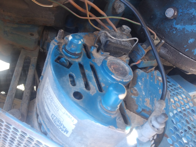 Ford Tractor Ignition Switch Wiring Ford Free Engine Image For User