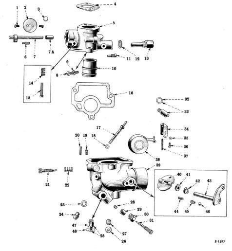 Farmall M Carburetor Diagram. Diagram. Wiring Diagram Images