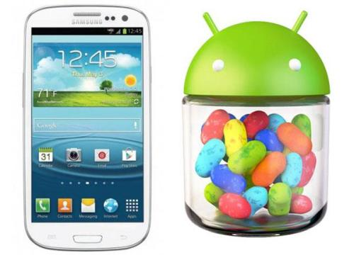 official android jelly update