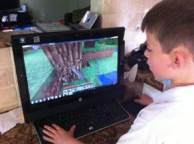 Play Minecraft Video Game