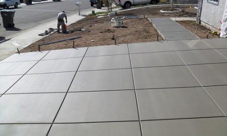 Top Concrete Landscape Trends