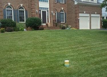prepare your lawn