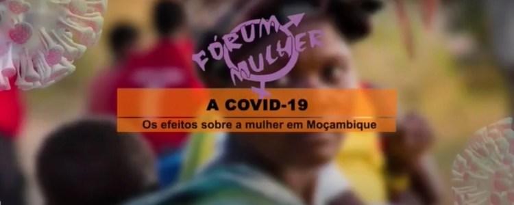 Impacto da Covid-19 na Vida das Mulheres em Moçambique