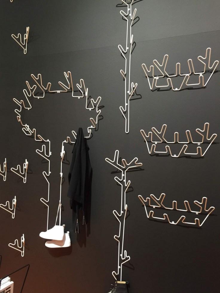 Förvaringsinspiration från Stockholm Furniture and Light Fair Mässor