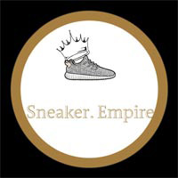 sneaker-empire website done by forward-designs.co.uk