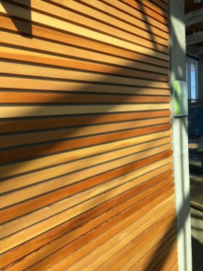 Wooden Slat Panels