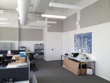 Open Concept Office