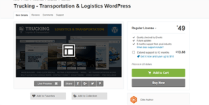 Freight Forwarding website blase