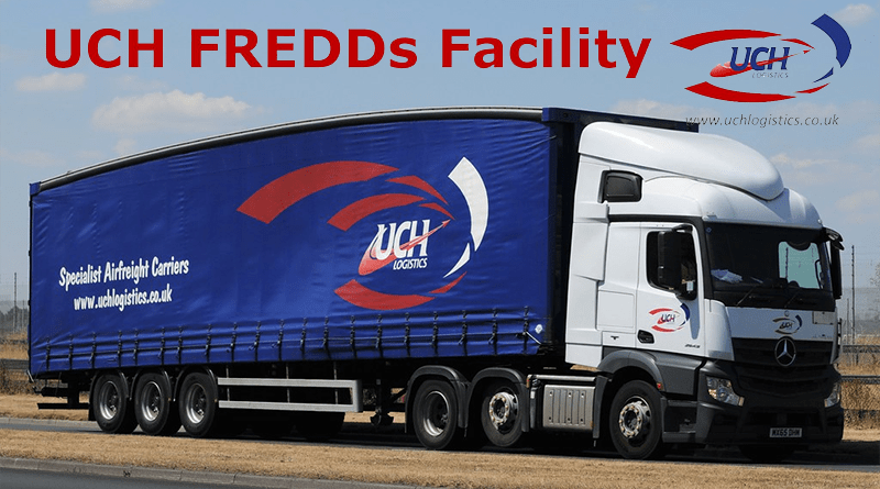 FREDDs now available at London Heathrow