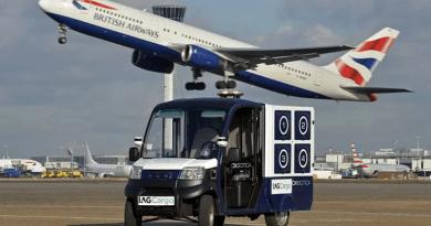 IAG Cargo and Oxbotica