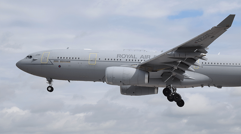 RAF Voyager : Wikimedia Commons