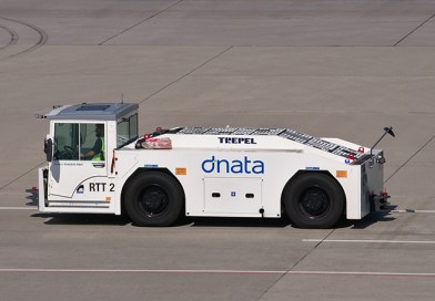 DNATA cargo and East Midlands Airport