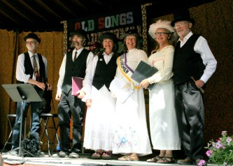New York Women: Singing for Suffrage at the 2017 Old Songs Festival