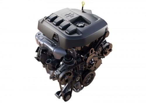 2012 Chevy Colorado Duramax Engine