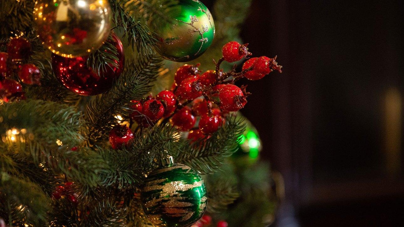 Hallmark Holiday Tree