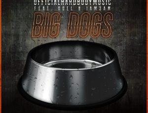 "🚨 New Music Alert! 🚨 OfficialHardBodyMusic – ""Big Dogs"" (feat. ODEL & IAM3AM)"