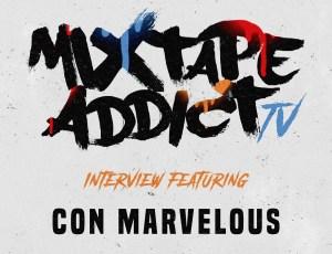 "DJ King Flow | Mixtape Addict ""ShortKut"" Episode #2 feat. Con Marvelous"