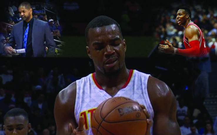 Houston Forward Times  Dwight Howard Finds Himself In A