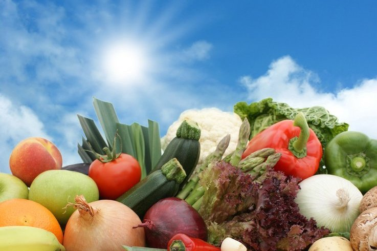 fruits and vegetables - For Weight Control