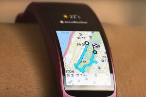samsung gear fit 2 1 - For Weight Control