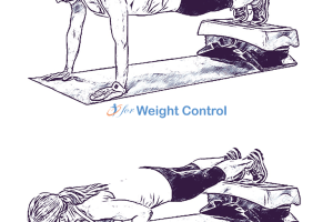 forweightcontrol decline push up - For Weight Control