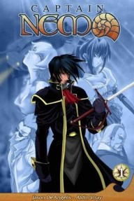 Manga version of Nemo by Jason DeAngelis