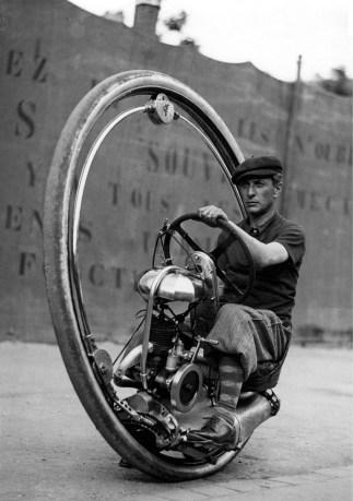 Monowheel 1933