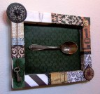 """'Tarnished"""" Shadow Box by ForWhomTheGearTurns"""