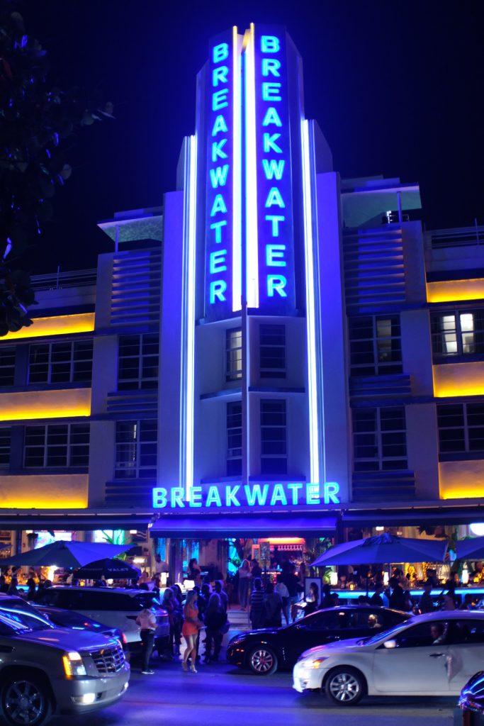 Breakwater Hotel, Miami