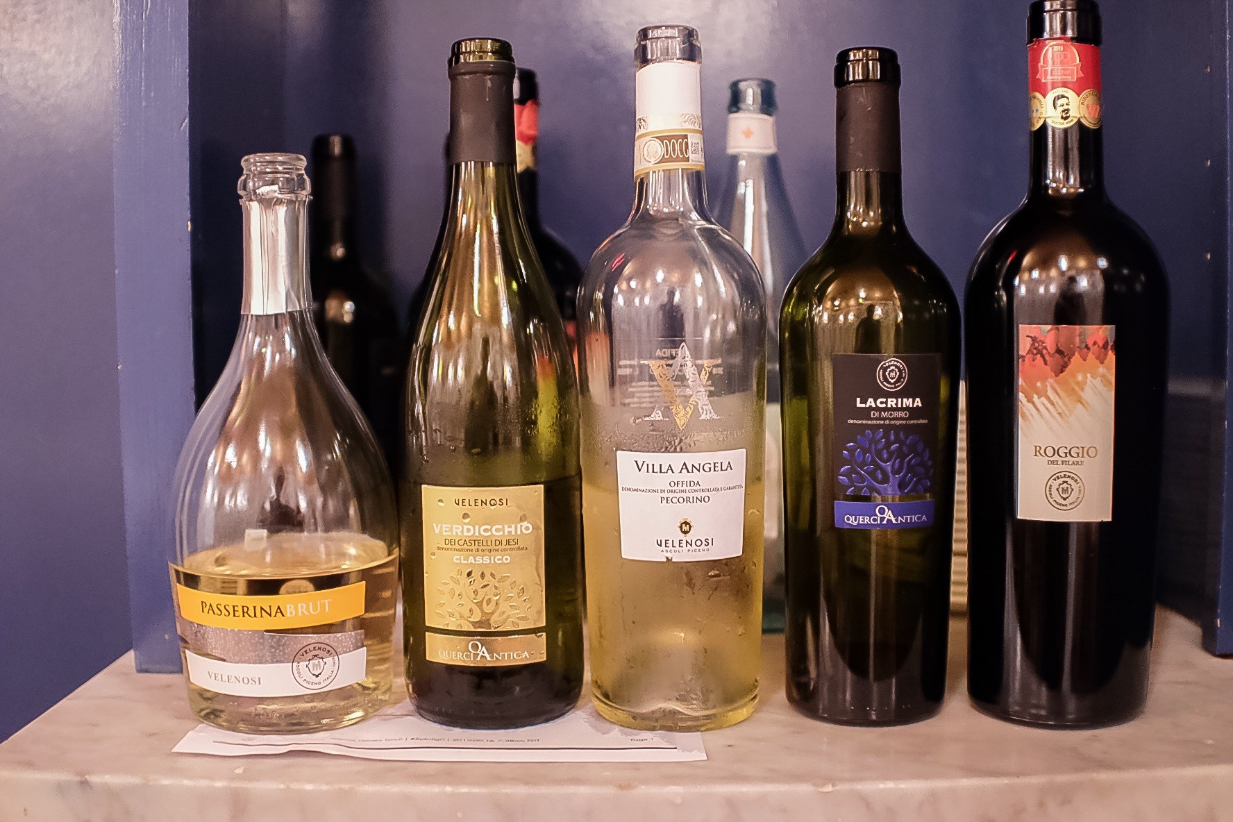 Velenosi Wines, le Marche