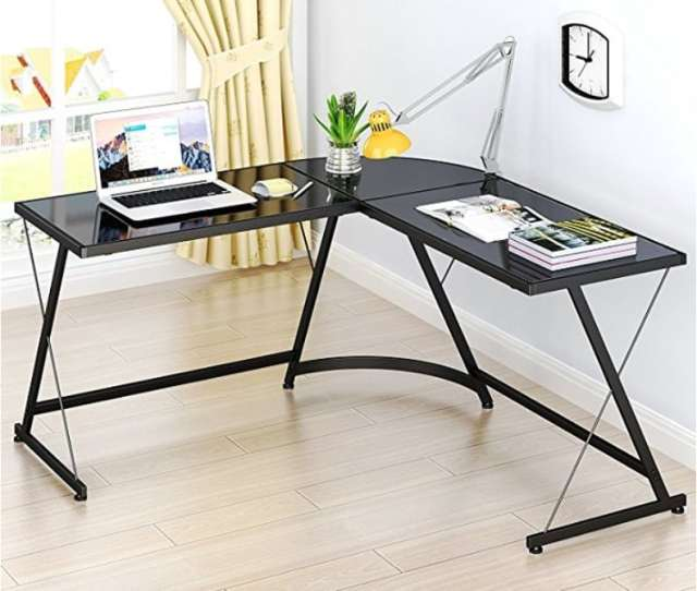 Shw L Shaped Home Office Corner Desk