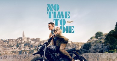 New IMAX poster released for No Time To Die