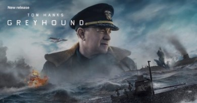 Greyhound – Review