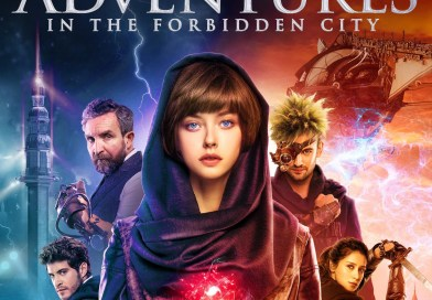 Win brand new movie Magical Adventures in the Forbidden City on DVD!