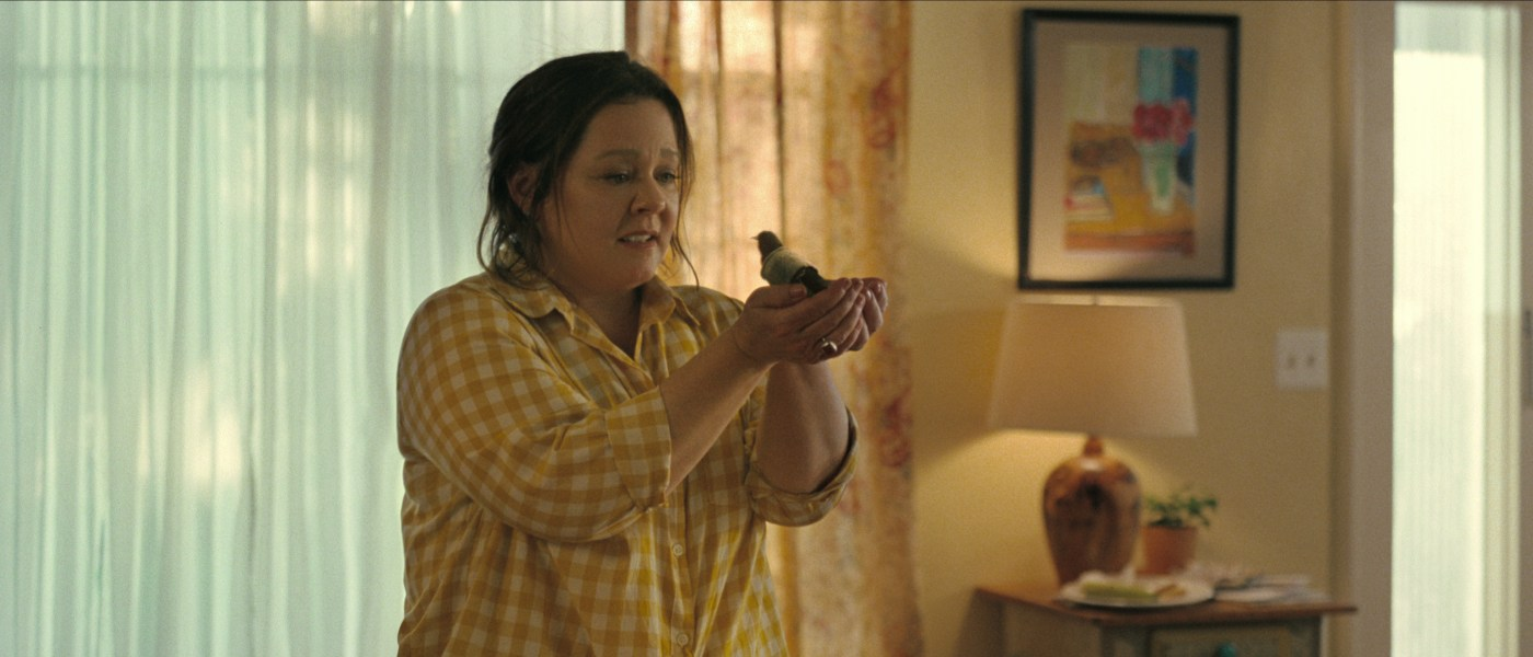 The Starling – New Film Review