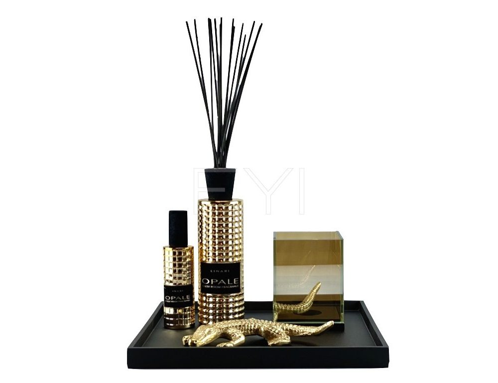 Dienbladset Golden City | compete set van 5 accessoires