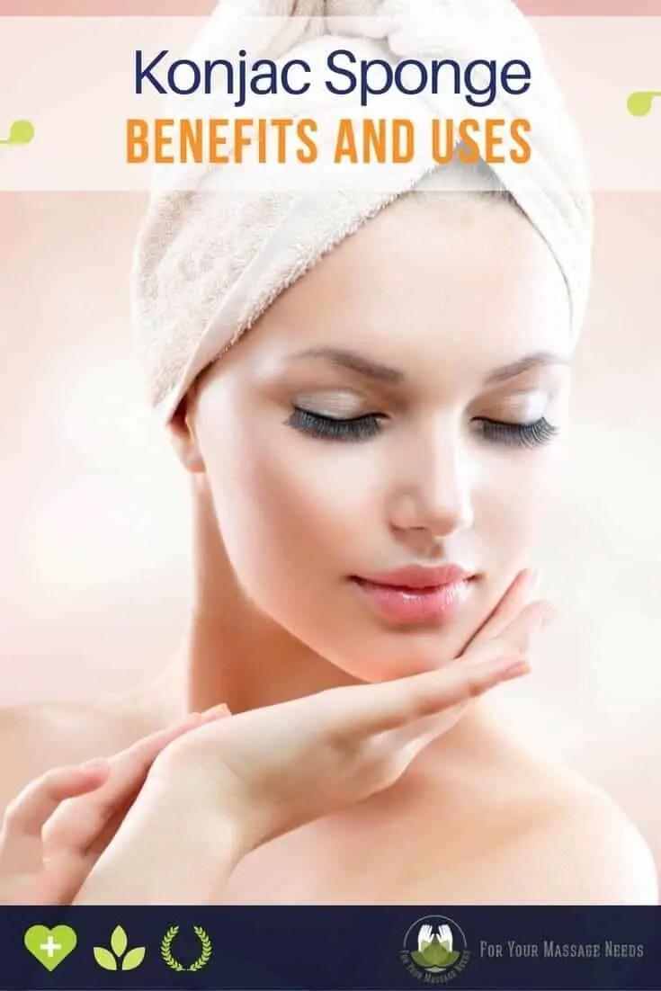 Konjac Sponge: Benefits and Uses - For Your Massage Needs
