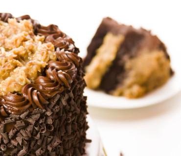 German chocolate cake fragrance