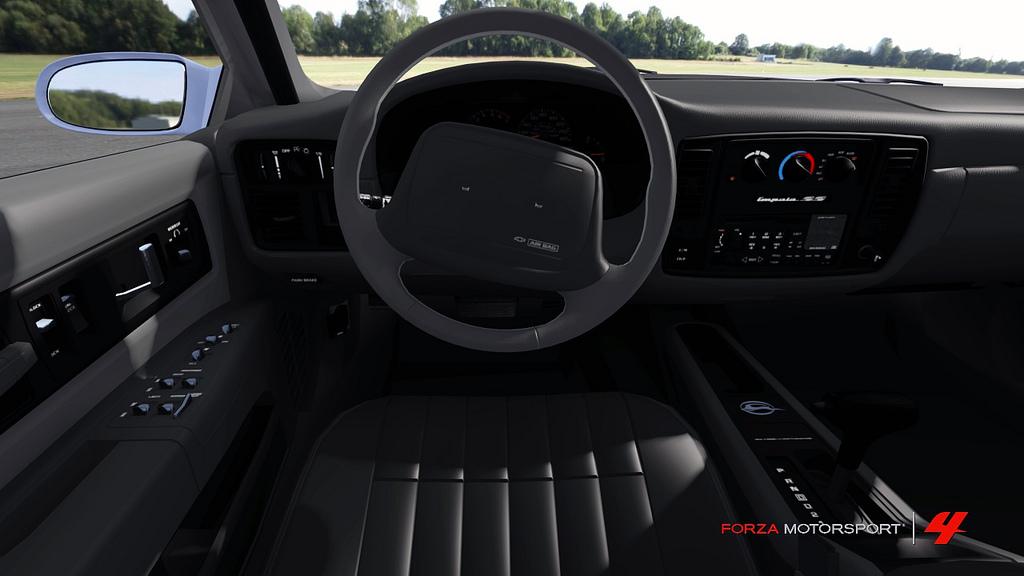 Forza Insider A Showcase Of The Forza 4 Vehicle Interiors