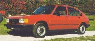 Alfasud 1980