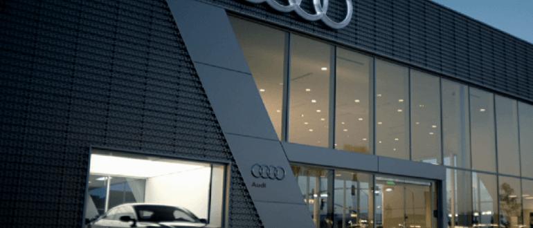 Audi Bay Tab