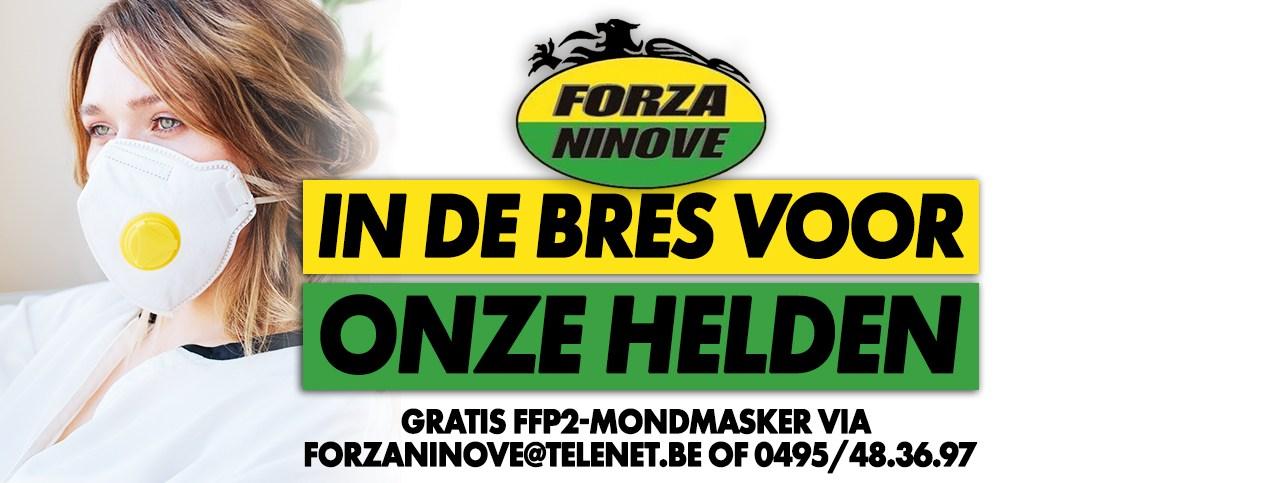 mondmaskers banner