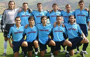 Ariano 2004/05, l'anno migliore tra quelli del ritorno in Serie D