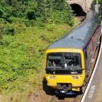 Train at Montpelier